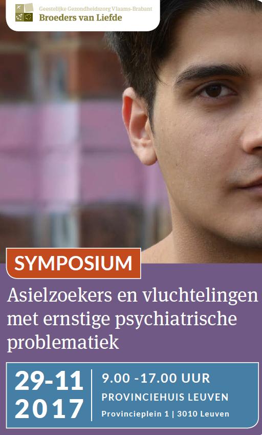 vluchtelingen met ernstige psychiatrische problematiek